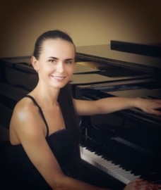 Tanya Pechan - Pianist / Keyboardist - Belarus