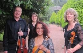 Cleveden Quartet - String Quartet - Glasgow, Scotland