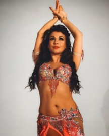 Katie Alyce and the Aiyla Dance Company  - Belly Dancer - Acton, London