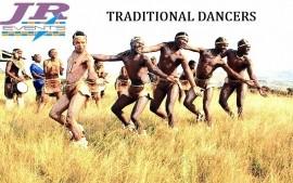 African Traditional Dancers and Gumboots Dancers  - Street Performer - Johannesburg, Gauteng