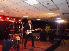 Dave Wickenden - Buddy Holly Tribute Act - Barry, Wales