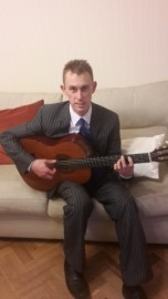 nick cross - Classical / Spanish Guitarist - North of England