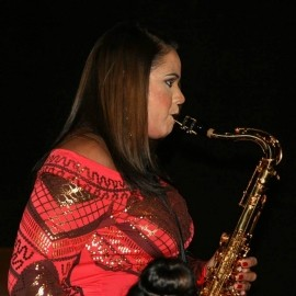 Leisha J - Jazz Band - USA, South Carolina
