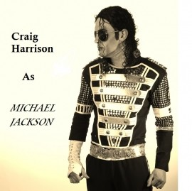 Craig Harrison - Michael Jackson Tribute Act - Cheshire, Midlands