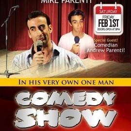 Michael Parenti - Clean Stand Up Comedian - Florida