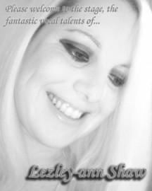 Lezley-ann Shaw - Female Singer - Mid Glamorgan, Wales