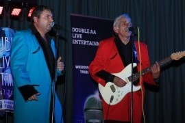 DAYTIME FRIENDS AND NIGHTTIME LEGENDS TRIBUTE SHOW - Tribute Act Group - Ayrshire, Scotland