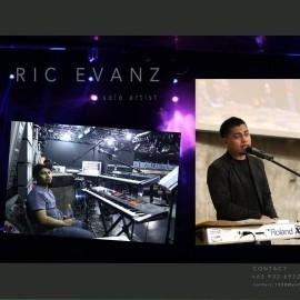 ELRICO Q. EVANGELIO - Pianist / Keyboardist - Philippines