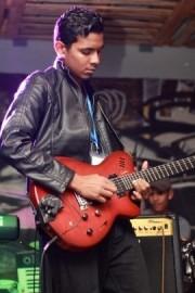 Vince  - Electric Guitarist - Roches Brunes, Mauritius