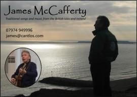 James McCafferty - Acoustic Guitarist / Vocalist - Milton Keynes, South East