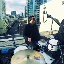 Austin Elrod - Drummer - Anaheim, California