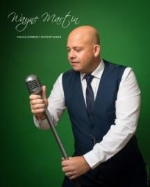 Wayne (champs) Martin  - Comedy Singer - U.K., South West