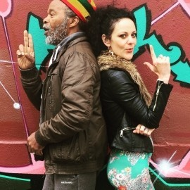 Natty Wailer and the Reggae Vibes featuring Mandy J  - Reggae / Ska Band - Ireland, Northern Ireland