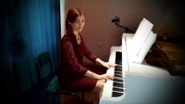 MARYNA - Pianist / Singer - Belarus, Belarus