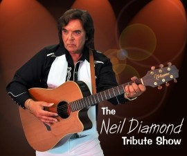 Michael Douglas - Neil Diamond Tribute Act - Plymouth, South West