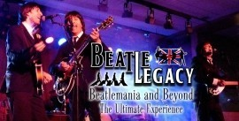 Beatlegacy - Beatlemania and Beyond/The Ultimate Experience - Beatles Tribute Band - Elmira, New York