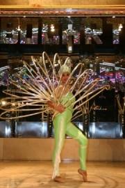 Hula Hoop act - Hula Hoop Performer - Spain