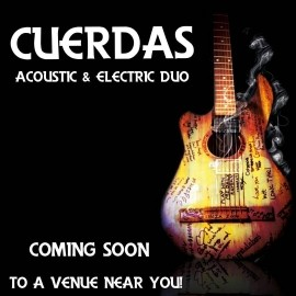 Cuerdas - Duo - Northolt, London