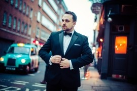 The Bublé Show with Shane Hampsheir - Michael Buble Tribute Act - Bromley, London