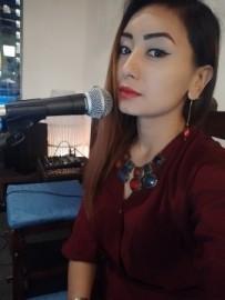 Azung Valerian  - Female Singer - India, India