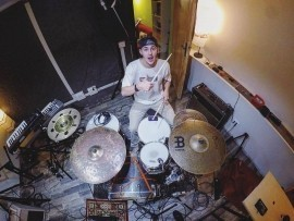 Leonardo Parisi - Drummer - England, London