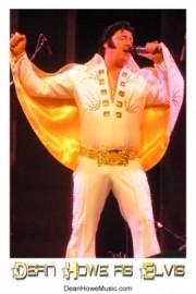 Elvis Dean Howe - Elvis Impersonator - Glounthaune, Munster