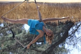 Alicen Abler - Aerialist / Acrobat - Los Angeles, California
