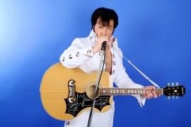 Andy Reno - Elvis Impersonator - Manchester, North of England
