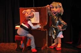 Stars on Strings - Marionettist Act - U.K., North of England