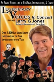 'The Man of 1002 Voices Show' - A Las Vegas Award Winning Singing Comedy Impressions/Variety show - Comedy Impressionist - Las Vegas, Nevada