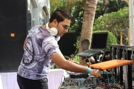 DJ ADI aka Torpedo India - Nightclub DJ - India/ Mumbai, India