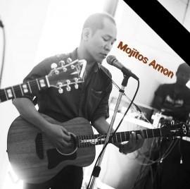 Mojitos Amon Solo Acoustic Artist - Acoustic Guitarist / Vocalist - Cebu City, Philippines