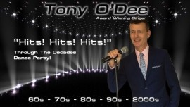 Hits! Hits Hits! Through The Decades Dance Party - 60s 70s 80s 90s 2000s - Thrill Your Guests With This Fantastic Show! - Male Singer - Solihull, Midlands