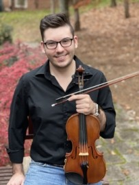 Adam Kujawa - Violinist - Murfreesboro, Tennessee