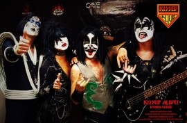 KISSED ALIVE-A Tribute To KISS! - Kiss Tribute Band - San Diego, California