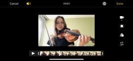 Valeryia Hrabliuk - Violinist - Minsk, Belarus