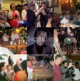 Sam Fuller Illusionist  - Close-up Magician - London, London