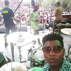 Kalungi De Drummer  - Cover Band - Kampala, Uganda