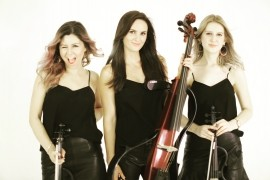 Vixen Strings - Electric Violinist - Sydney, New South Wales