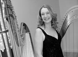 Glenda Clwyd Harpist - Harpist - Wales