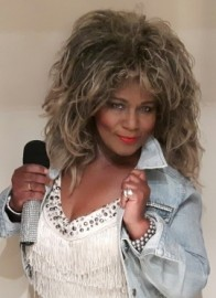 Kinisha - Simply the Best - Tina Turner Tribute Act - Manchester, North of England