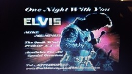 Mike Memphis - Elvis Tribute Act - Plymouth, South West