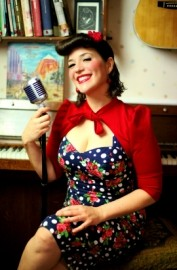 The Vintage Singer - Jess - Female Singer - united kingdom, London