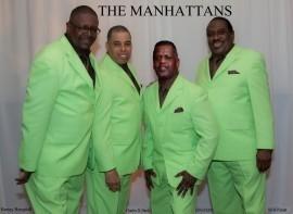 The Manhattans image