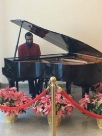 Reginald R. Louis Watkins - Pianist / Keyboardist - Louisville, Kentucky