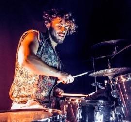 Roberto Moèl Ranalli - Drummer - Rome, Italy