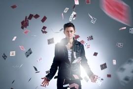 Luca Gallone - Close-up Magician - Burton upon Trent, West Midlands