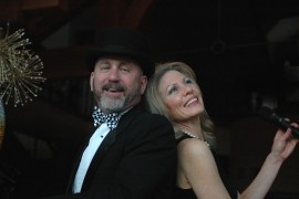 Rich Wyman & Lisa Needham image
