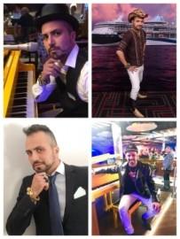 Manuel Karamori - PianoVocalist & Freddie Mercury impersonator - Male Singer -