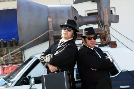 Hats and Shades - Blues Brothers Tribute Band - New York City, New York